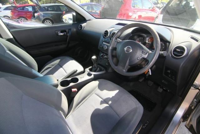 2009 MY10 Nissan Dualis J10 MY10 ST (4x2) Wagon