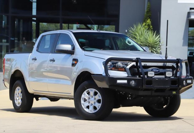 2018 Ford Ranger PX MkII MY18 XLS Utility