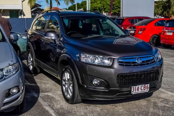 2015 Holden Captiva CG MY15 7 LS Suv Image 3