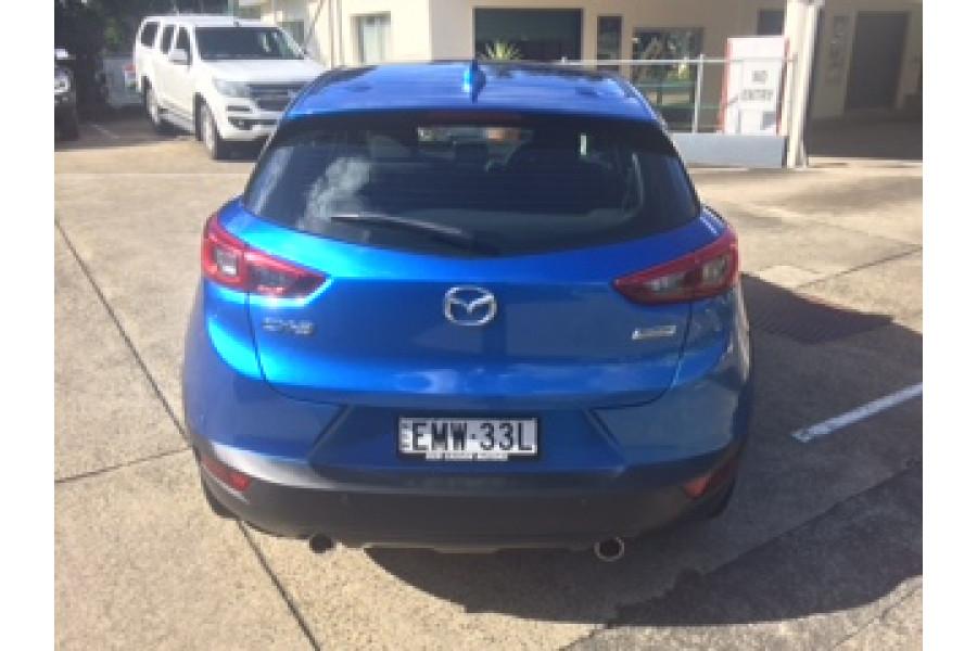 2017 Mazda CX-3 DK2W76 Maxx Suv