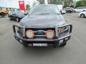 2017 Ford Ranger PX MKII 2018.00MY XLS Utility