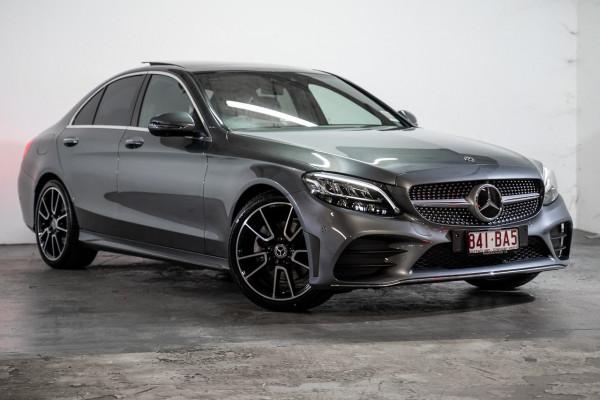 Mercedes-Benz C-class C300 W205