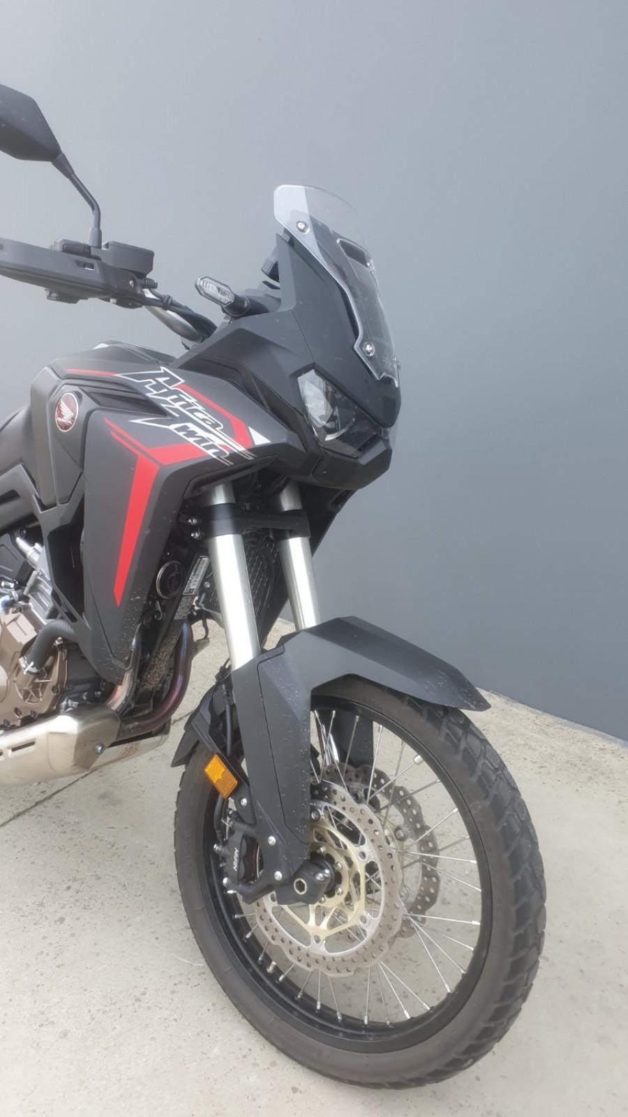2020 Honda CRF1100AL2 TEMP 2020 Africa Twin Motorcycle Image 14