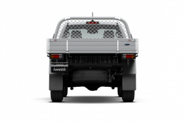 2020 MY21.25 Ford Ranger PX MkIII XL Super Cab Chassis Ute Image 5