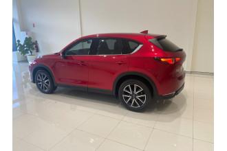 2018 Mazda CX-5 KF4W2A Tw.Turbo Akera Suv Image 3