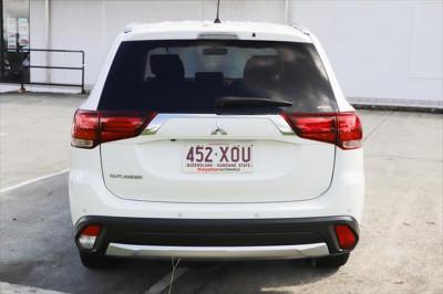 2015 Mitsubishi Outlander ZK MY16 LS Suv Image 3