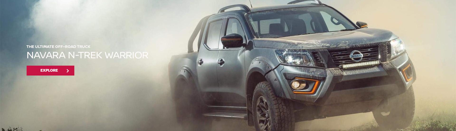 Nissan Narvara Warrior Exlpore now