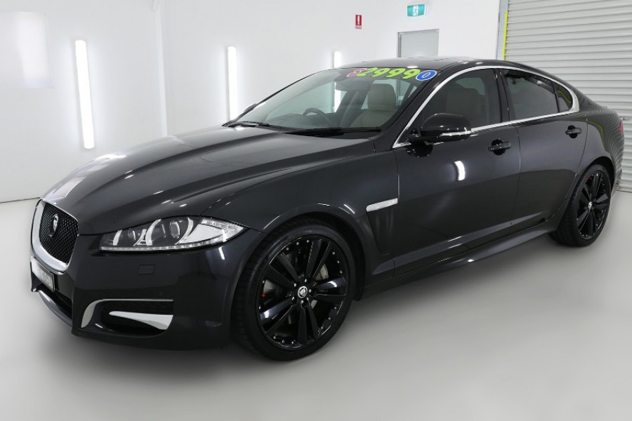 2012 Jaguar Xf X250 MY12 S Sedan