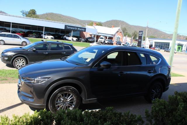 2019 Mazda CX-8 KG Sport Suv Image 4