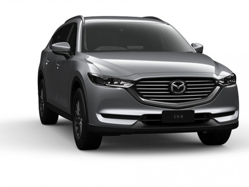 2020 Mazda CX-8 KG Sport Suv