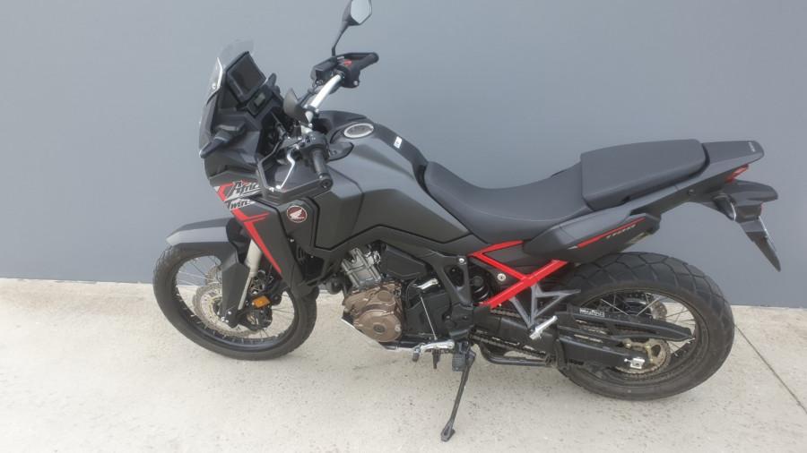 2020 Honda CRF1100AL2 TEMP 2020 Africa Twin Motorcycle Image 20