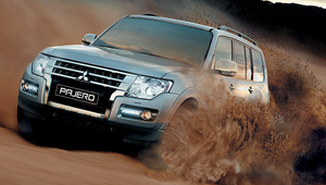 Pajero Super Select 4WD II