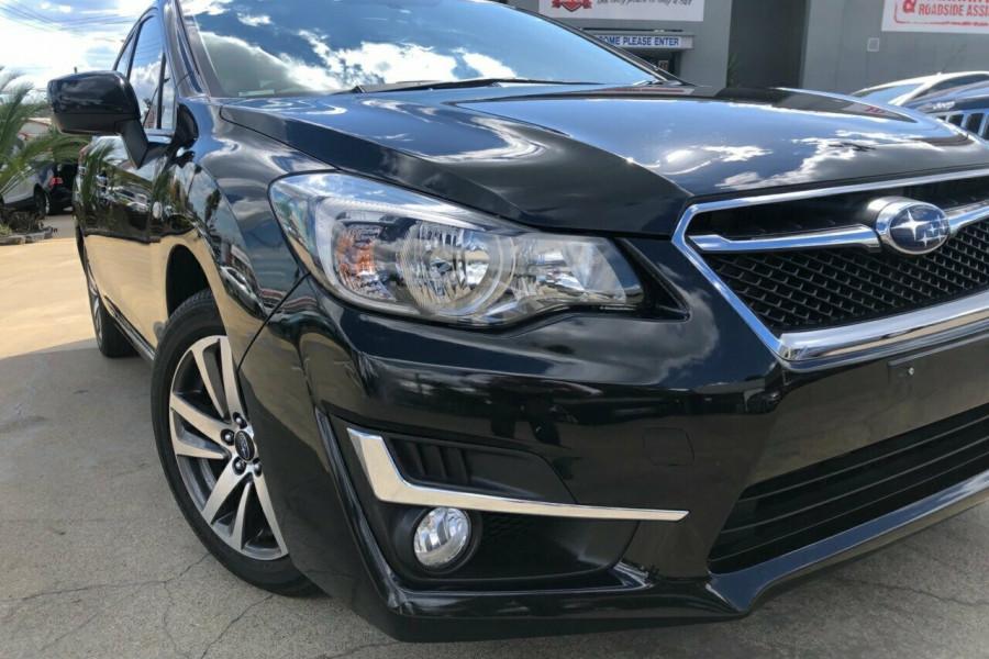 2015 Subaru Impreza G4 MY15 2.0i Lineartronic AWD Premium Hatchback