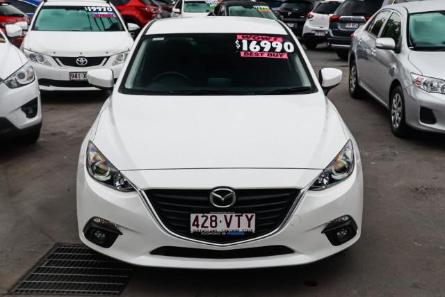 2015 Mazda 3 BM5238 SP25 Sedan Image 3