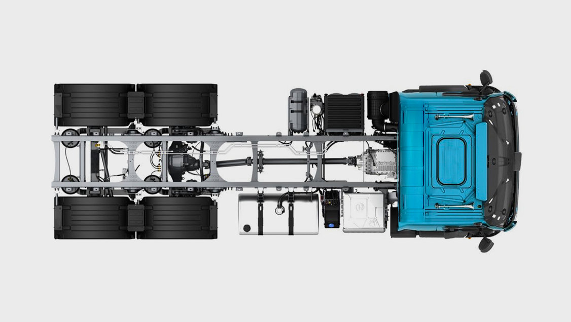 Volvo FE A framework for success