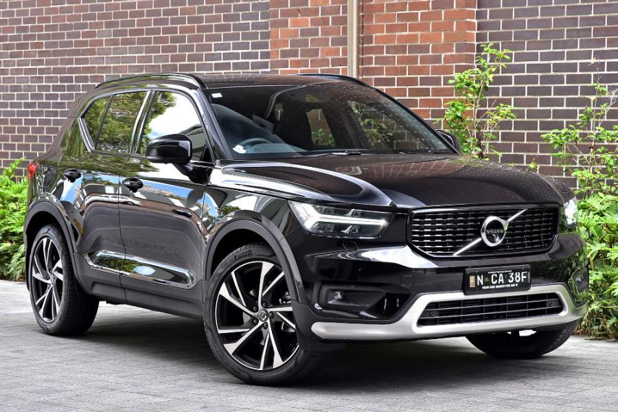 2020 Volvo XC40 XZ T5 R-Design Suv Mobile Image 1