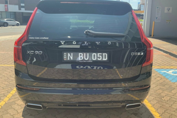 2018 MY19 Volvo XC90 256 MY19 D5 R-Design (AWD) Suv Image 5