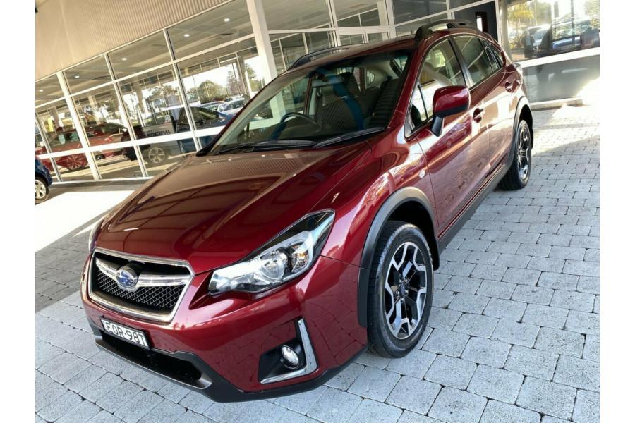 2016 Subaru Xv G4X  2.0i Suv