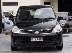 2007 Nissan Tiida C11 MY07 ST-L Hatch Image 2