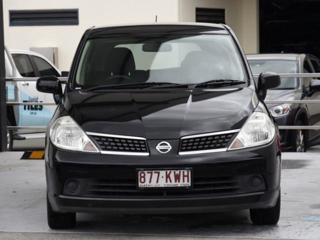 2007 Nissan Tiida C11 MY07 ST-L Hatch