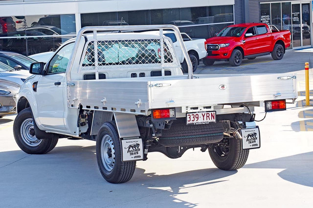 2018 MY19 Ford Ranger PX MkIII 4x4 XL Single Cab Chassis Cab chassis