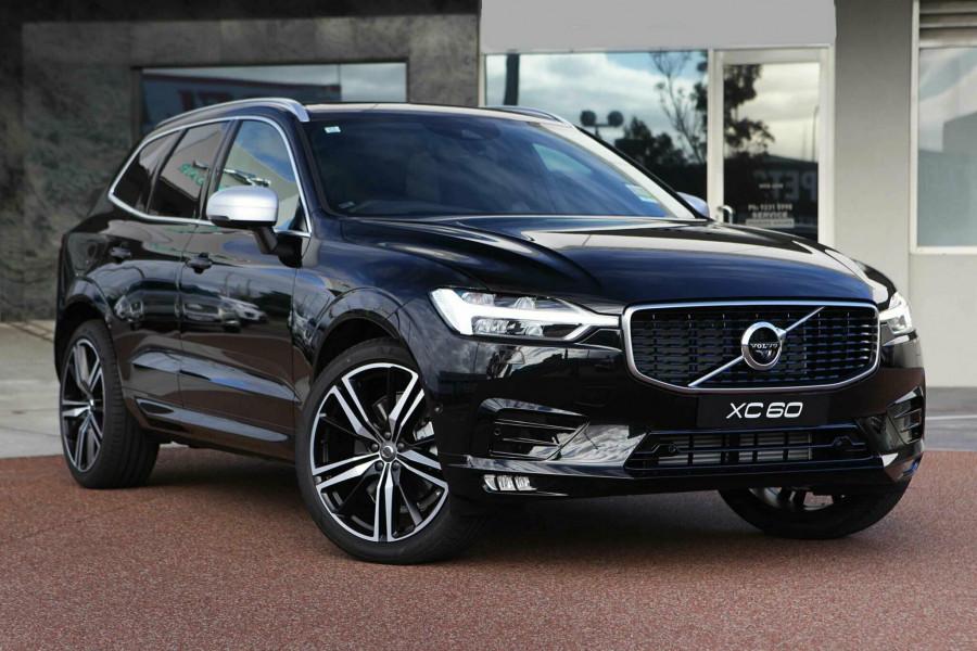Demo 2019 Volvo Xc60 2076v Volvo Cars