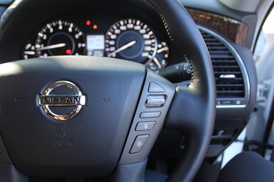 2020 Nissan Patrol Y62 Series 5 Ti-L Suv Image 12