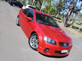 Holden Commodore MY12 VE