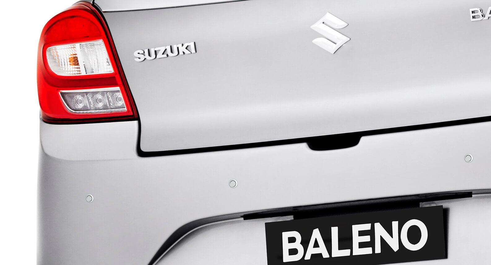 Baleno - Rear Parking Sensors