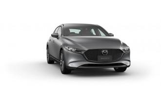 2021 Mazda 3 BP G20 Touring Hatchback Image 5