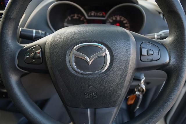 2015 Mazda BT-50 UR XT Cab chassis Image 14