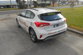 2018 MY19.25 Ford Focus SA Active Hatchback Image 4