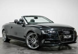 Audi A5 S tronic quattro 8T MY13