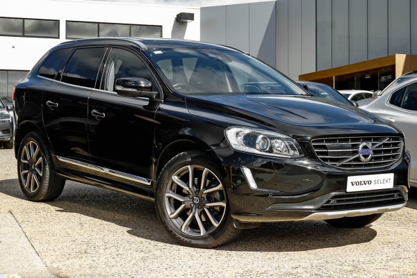 2016 Volvo XC60 (No Series) MY17 T5 Luxury Suv