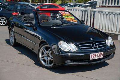 2004 Mercedes-Benz CLK-Class A209 CLK320 Avantgarde Cabriolet Image 5