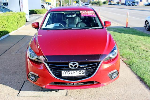 2015 Mazda Mazda3 BM5438 SP25 SP25 - GT Hatchback Image 3