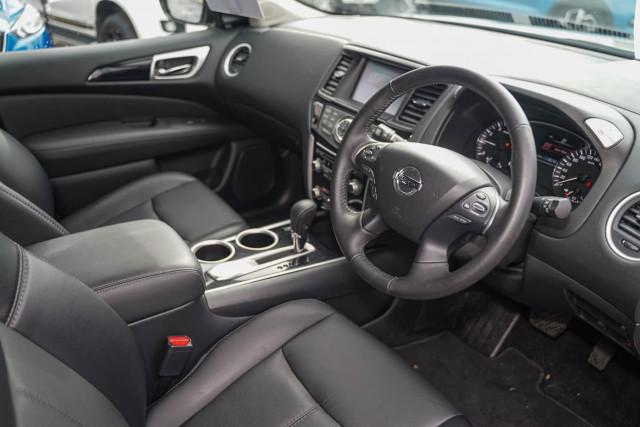 2018 Nissan Pathfinder R52 Series III MY19 ST-L Suv Image 5