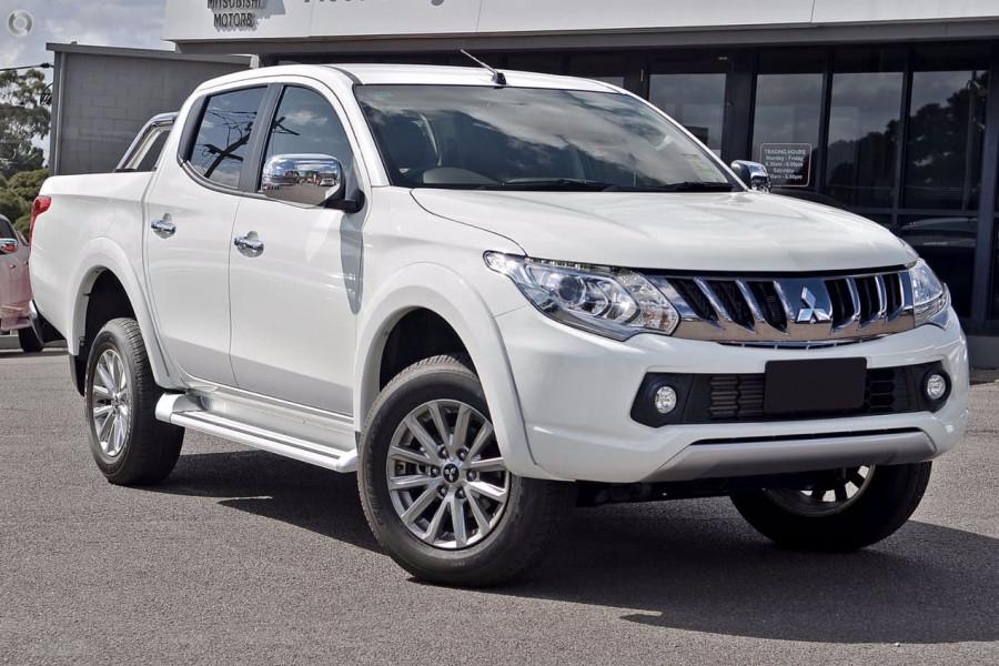2018 Mitsubishi Triton MQ GLS Double Cab Pick Up 4WD Utility