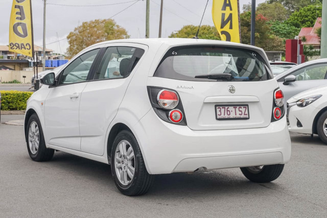 2012 Holden Barina TM MY13 CD Hatchback Image 3