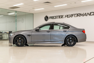 2016 BMW 5 Series F10 LCI 520i M Sport Sedan Image 4