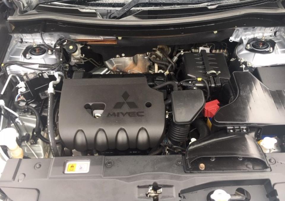 2015 MY16 Mitsubishi Outlander ZK  XLS Suv