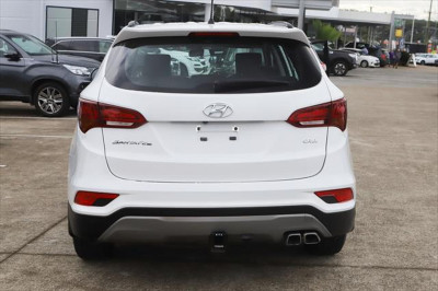 2017 Hyundai Santa Fe DM3 Series II MY17 Active Suv Image 4