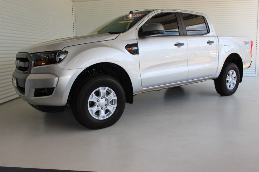 2018 Ford Ranger PX MKII 2018.00MY XLS Dual cab