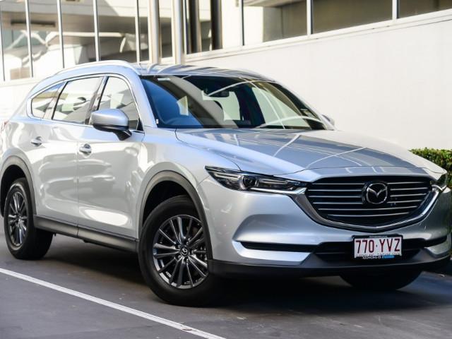 2019 Mazda CX-8 KG Sport Suv