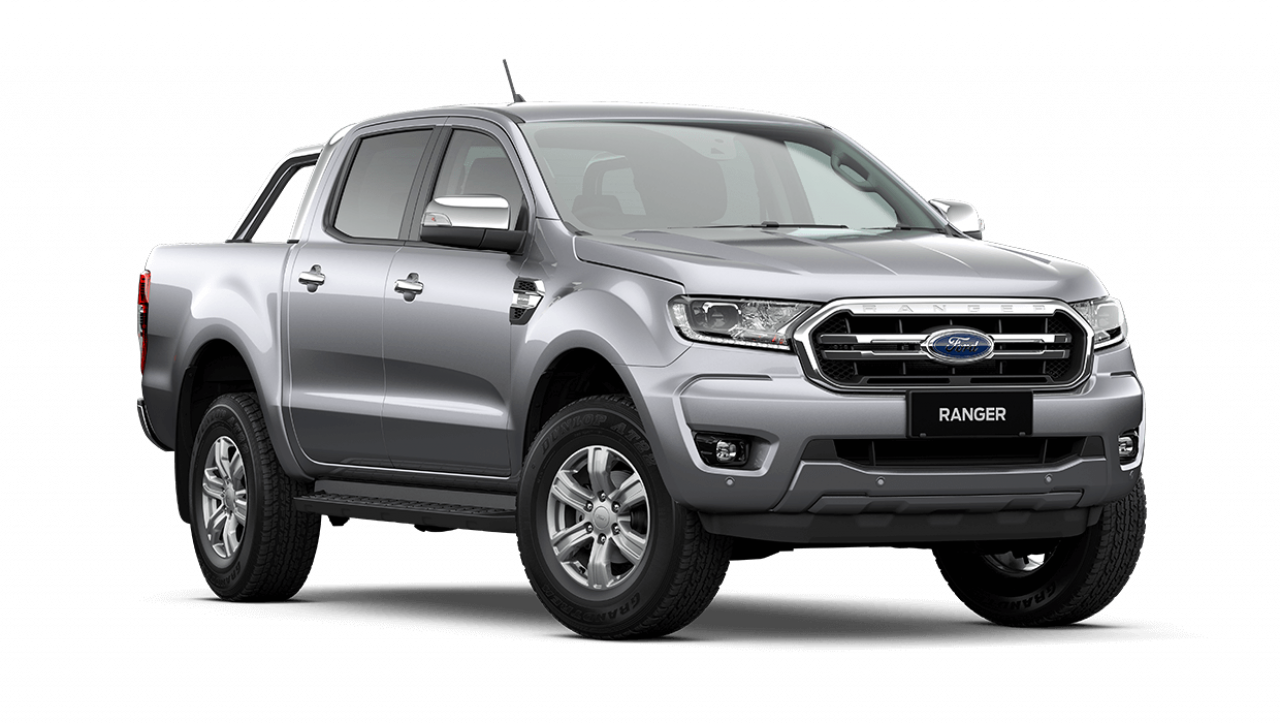 2020 MY21.25 Ford Ranger PX MkIII XLT Hi-Rider Double Cab Utility Image 1