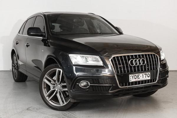 Audi Q5 TFSI 8R MY16