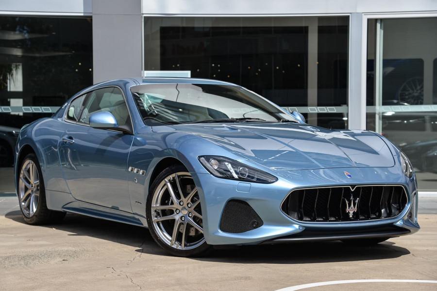 2020 Maserati Granturismo