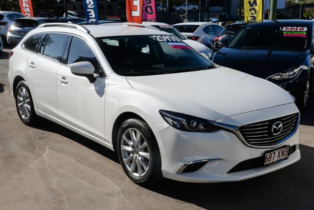 2017 Mazda 6 GL1031 Touring Wagon Image 5