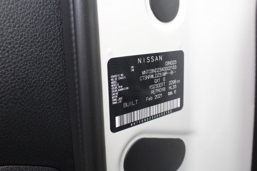 2021 Nissan Navara D23 Dual Cab ST-X Pick Up 4x4 Utility Image 19