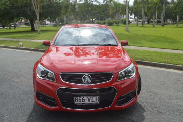 2014 Holden Commodore VF SV6 Wagon Image 2